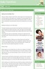 Thumbnail Baby Nutrition Niche Blog with (PLR)